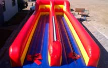Inflatables: 2 Lane Bungee Run