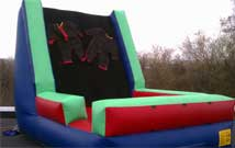 Inflatables: Velcro Wall
