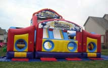 Inflatables: Ultimate Challenge