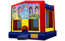 Inflatables: Princess