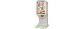 Nacho Cheese and Chili Dispenser